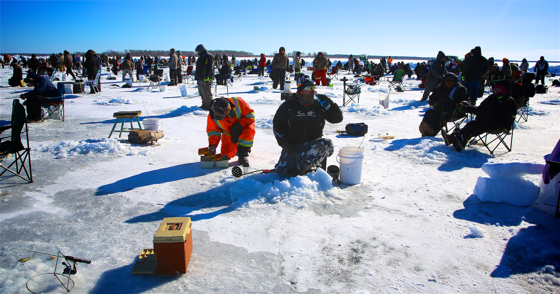 SKO Ice Fishing Derby 2018