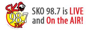 SKO 98.7 FM
